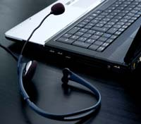 Houston VoIP call equipment